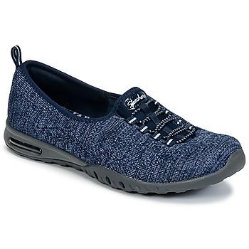 Topánky Ženy Nízke tenisky Skechers EASY-AIR IN-MY-DREAMS Modrá / Námornícka modrá