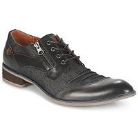 Topánky Muži Derbie Kdopa MONTMARTRE Čierna