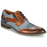 Topánky Muži Derbie Kdopa MONTMARTRE Ťavia hnedá