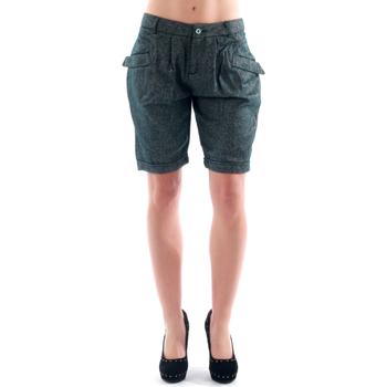 Oblečenie Ženy Šortky a bermudy Amy Gee AMY04303 Gris