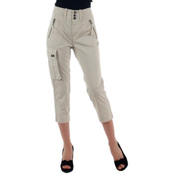 Oblečenie Ženy Nohavice 7/8 a 3/4 Diesel DSL00013 Blanco roto