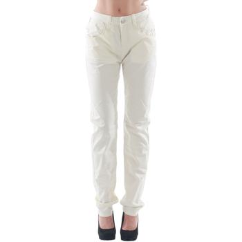 Oblečenie Ženy Nohavice päťvreckové Fornarina FOR08007 Blanco roto