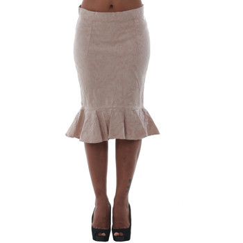 Oblečenie Ženy Sukňa Fornarina NADEGE_ROSE Rosa