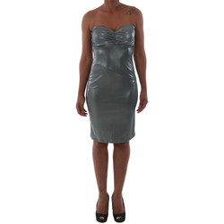 Oblečenie Ženy Krátke šaty Fornarina EMILIE_PLUS_SILVER Verde