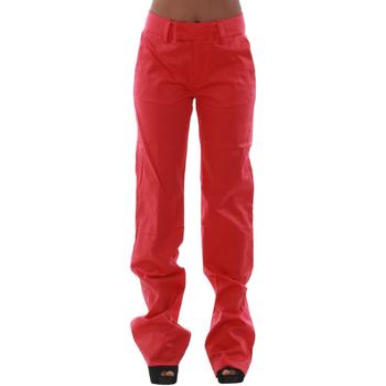 Oblečenie Ženy Nohavice Chinos a Carrot Fornarina KIM_CORAL Coral