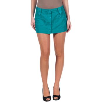 Oblečenie Ženy Sukňa Gas GAS01300 Azul turquesa