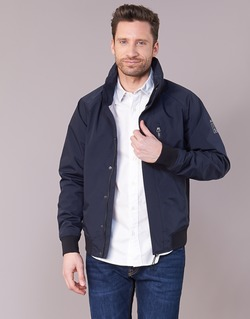 Oblečenie Muži Bundy  Aigle 54 BLOUSON Námornícka modrá
