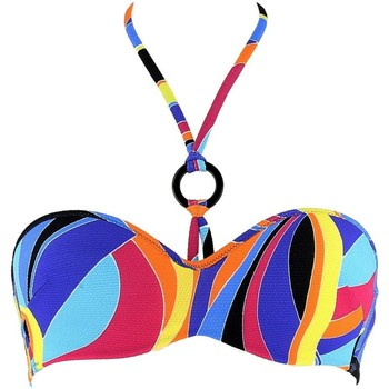 Oblečenie Ženy Plavky kombinovateľné Antigel EBA7127 VT Viacfarebná
