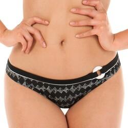 Oblečenie Ženy Plavky kombinovateľné Curvy Kate CS4405 MONO Čierna