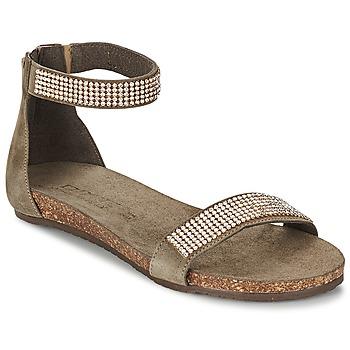 Topánky Ženy Sandále Dixie GRAMMO Hnedošedá