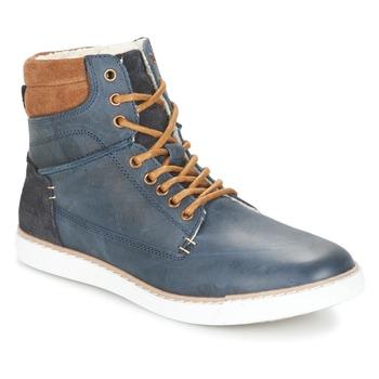 Topánky Chlapci Členkové tenisky Bullboxer  Modrá / Ťavia hnedá