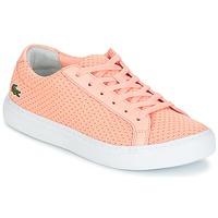Topánky Ženy Nízke tenisky Lacoste L.12.12 LIGHTWEIGHT1181 Ružová