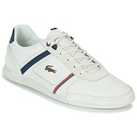 Topánky Muži Nízke tenisky Lacoste MENERVA 118 1 Biela