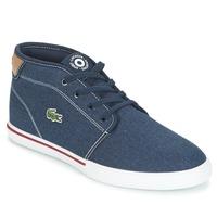Topánky Muži Nízke tenisky Lacoste AMPTHILL 118 1 Modrá