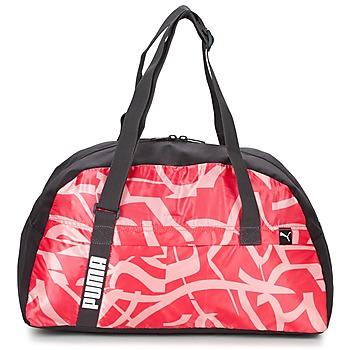 Tašky Ženy Športové tašky Puma CORE ACTIVE SPORTSBAG M Ružová / Čierna