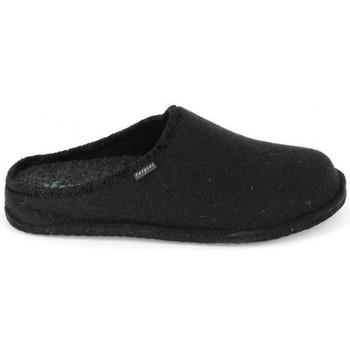 Topánky Muži Papuče Fargeot Calou Noir Čierna