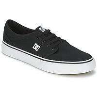 Topánky Muži Nízke tenisky DC Shoes TRASE TX MEN Čierna / Biela