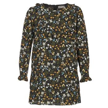 Oblečenie Ženy Krátke šaty Betty London HOTU Čierna / Viacfarebná