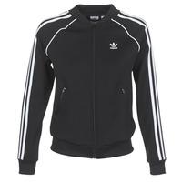 Oblečenie Ženy Vrchné bundy adidas Originals SST TT Čierna