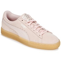 Topánky Ženy Nízke tenisky Puma SUEDE CLASSIC BUBBLE W'S Ružová