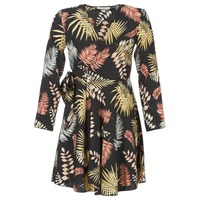 Oblečenie Ženy Krátke šaty Betty London HYPO Čierna / Viacfarebná