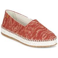 Topánky Ženy Espadrilky El Naturalista SEAWEED CANVAS Červená / Oranžová