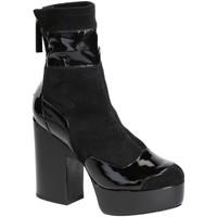 Topánky Ženy Čižmičky Pierre Hardy LM05 nero