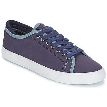 Topánky Muži Nízke tenisky Hackett MR CLASSIC PLIMSOLE Námornícka modrá