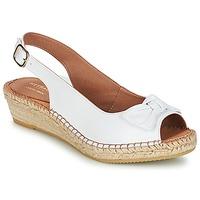 Topánky Ženy Sandále Heyraud CLORANE Biela