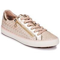 Topánky Ženy Nízke tenisky S.Oliver BOOMBO Ružová / Zlatá