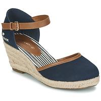 Topánky Ženy Lodičky Tom Tailor ESKIM Námornícka modrá