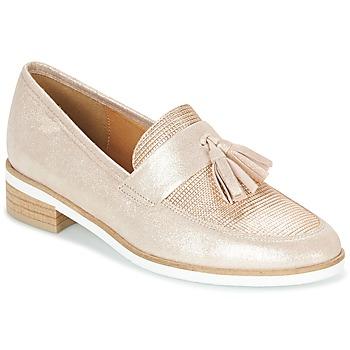 Topánky Ženy Mokasíny Karston JICOLO Zlatá