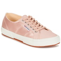 Topánky Ženy Nízke tenisky Superga 2750 SATIN W Ružová