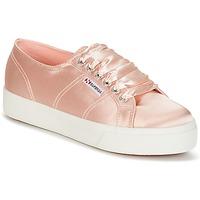 Topánky Ženy Nízke tenisky Superga 2730 SATIN W Ružová
