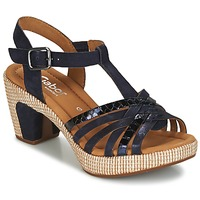 Topánky Ženy Sandále Gabor MASTIAR Námornícka modrá