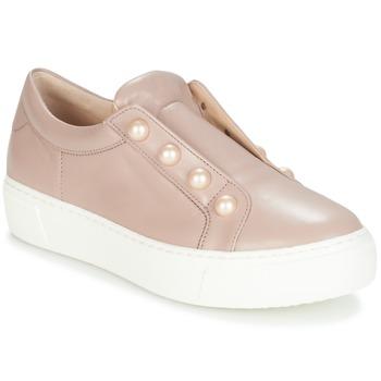 Topánky Ženy Slip-on Gabor SUPA Béžová