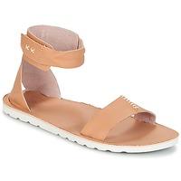 Topánky Ženy Sandále Reef REEF VOYAGE HI Béžová