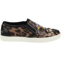 Topánky Ženy Slip-on D&G CK0028 AG352 HA94N multicolore