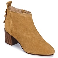 Topánky Ženy Čižmičky Esprit CANDY BOOTIE Ťavia hnedá