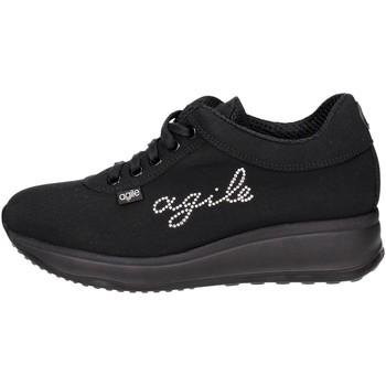 Topánky Ženy Nízke tenisky Agile By Ruco Line 1315-2 Black