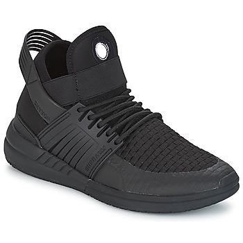 Topánky Členkové tenisky Supra SKYTOP V Čierna