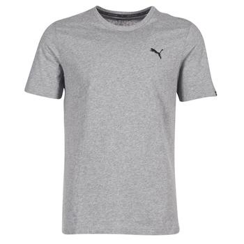 Oblečenie Muži Tričká s krátkym rukávom Puma ESS TEE Šedá