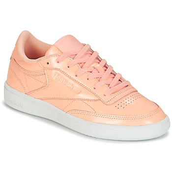Topánky Ženy Nízke tenisky Reebok Classic CLUB C 85 PATENT Ružová