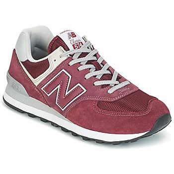 Topánky Nízke tenisky New Balance ML574 Bordová