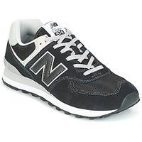 Topánky Muži Nízke tenisky New Balance ML574 Čierna