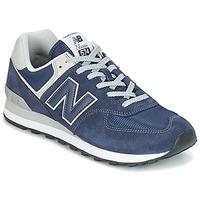 Topánky Muži Nízke tenisky New Balance ML574 Modrá