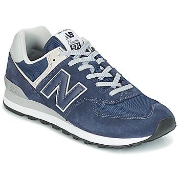 Topánky Nízke tenisky New Balance ML574 Modrá