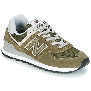 Topánky Nízke tenisky New Balance ML574 Zelená olivová