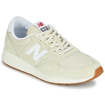 Topánky Ženy Nízke tenisky New Balance WRL420 Béžová 7b7f5ce39c