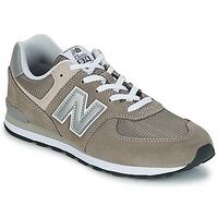 Topánky Deti Nízke tenisky New Balance 574 Šedá